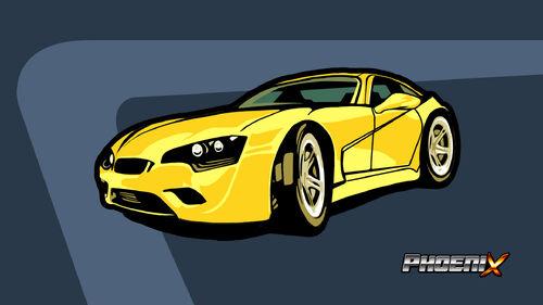 Carnage Racing Artwork 6