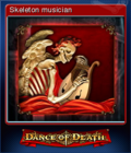 Dance of Death Card 5