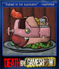 Death by Game Show Card 6