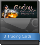 Eador Masters of the Broken World Booster Pack