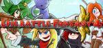 Epic Battle Fantasy 4 Logo