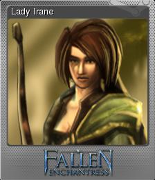 Fallen Enchantress Legendary Heroes Foil 5