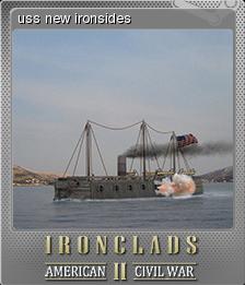 Ironclads 2 American Civil War Foil 2