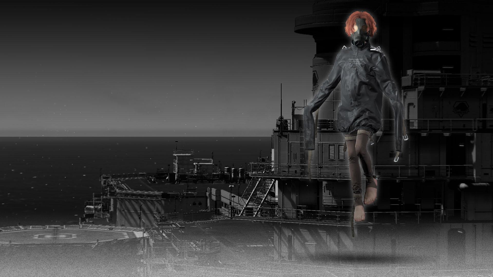 image - metal gear solid v the phantom pain artwork 5 | steam