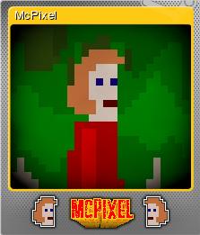 McPixel (Foil)
