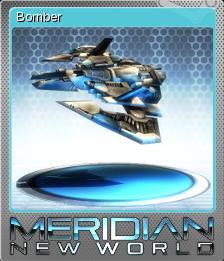 Meridian New World Foil 6