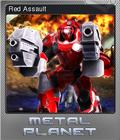 Metal Planet Foil 1