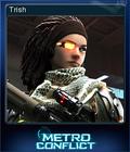 Metro Conflict Card 7