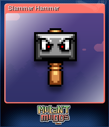 Mutant Mudds Deluxe Card 4