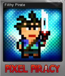 Pixel Piracy Foil 12