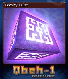Qbeh-1 The Atlas Cube Card 3