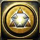 Sol Survivor Badge 5 Major General