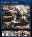 Supreme Ruler 1936 Card 8