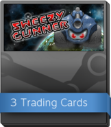 Sweezy Gunner Booster Pack
