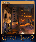 The Book of Unwritten Tales 2 Card 4