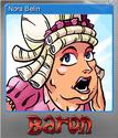 The Incredible Baron Foil 4