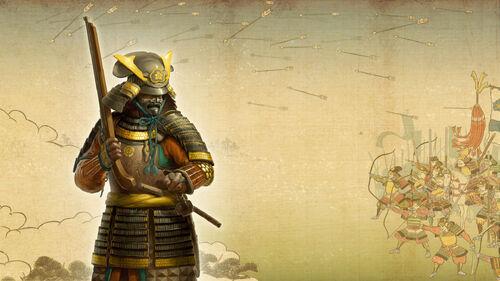 Total War SHOGUN 2 Artwork 1