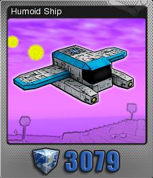 3079 Block Action RPG Foil 4