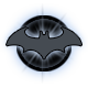 Batman Arkham Asylum Game of the Year Edition Badge 4
