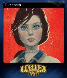 Bioshock Infinite Card 2