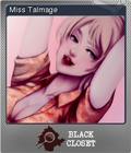 Black Closet Foil 1