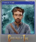 Crystals of Time Foil 4