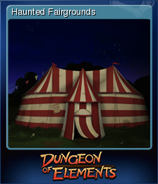 Dungeon of Elements Card 3