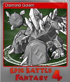 Epic Battle Fantasy 4 Foil 08