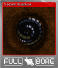 Full Bore Card 03 Foil