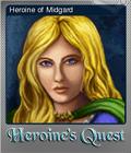 Heroines Quest The Herald of Ragnarok Foil 1