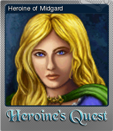 Heroines Quest The Herald of Ragnarok Foil 1
