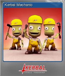 Kerbal Space Program Foil 6
