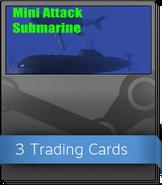 Mini Attack Submarine Booster Pack