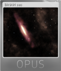 OPUS The Day We Found Earth Foil 2