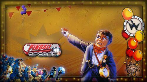 Pinball Arcade Artwork 7