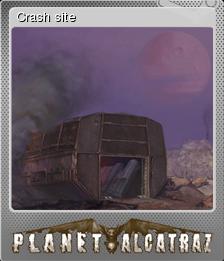 Planet Alcatraz Foil 6