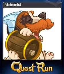 Quest Run Card 09