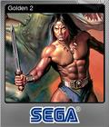 SEGA Mega Drive and Genesis Classics Foil 4