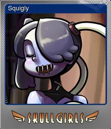 Skullgirls Foil 09
