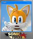 Sonic Forces Foil 12