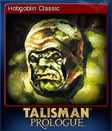 Talisman Prologue Card 6