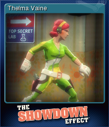 The Showdown Effect Card 3