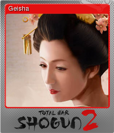 Total War SHOGUN 2 Foil 3