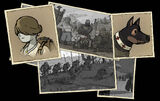 Valiant Hearts The Great War Background Anna and Walt
