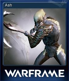 Warframe Card 1