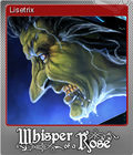 Whisper of a Rose Foil 3