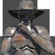 Z Steel Soldiers Badge 2