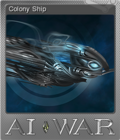 AI War Fleet Command Foil 4