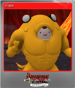 Adventure Time Finn and Jake Investigations Foil 2