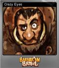 Barbarian Brawl Foil 4